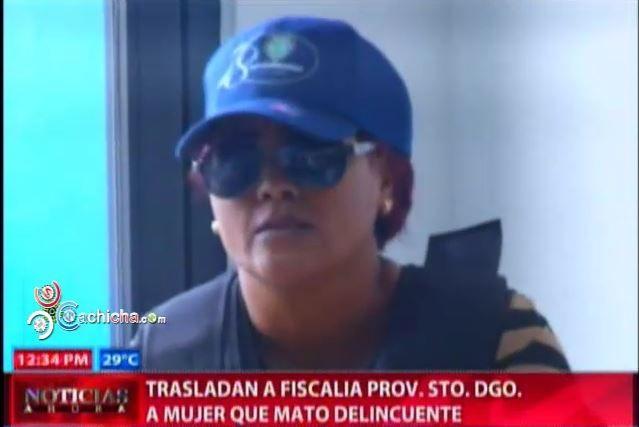 La Fiscalía No Presentará Cargos Contra Mujer Mató Delincuente Que Asaltó Clientas De Su Salón De Belleza #Video