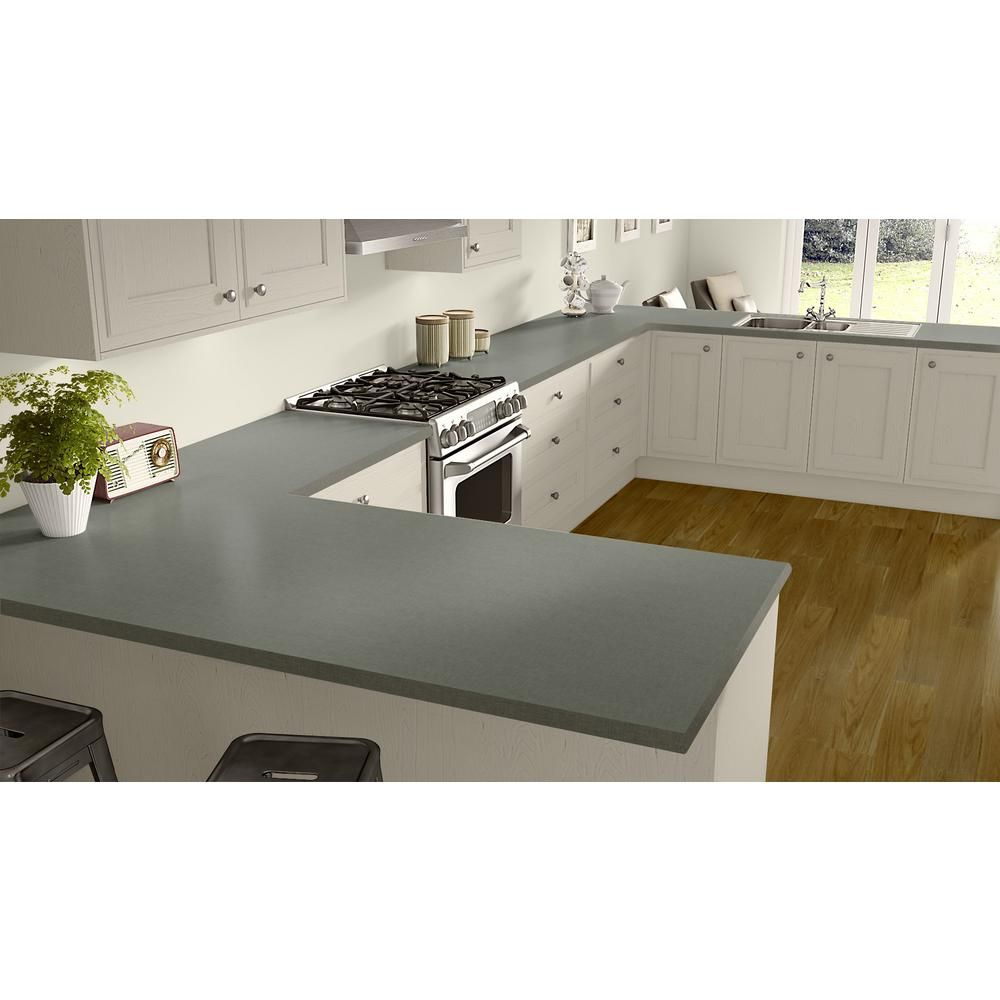 Wilsonart 4 Ft X 8 Ft Laminate Sheet In Irish Linen Standard Fine Velvet Texture 4993383504896 The Ho Kitchen Remodel Design Kitchen Design Laminate Sheets