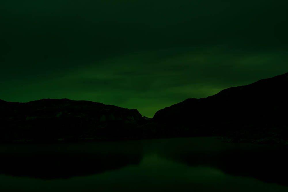 Stark Dark Landscape Photographs Of Greenland Dark Landscape Night Landscape Landscape