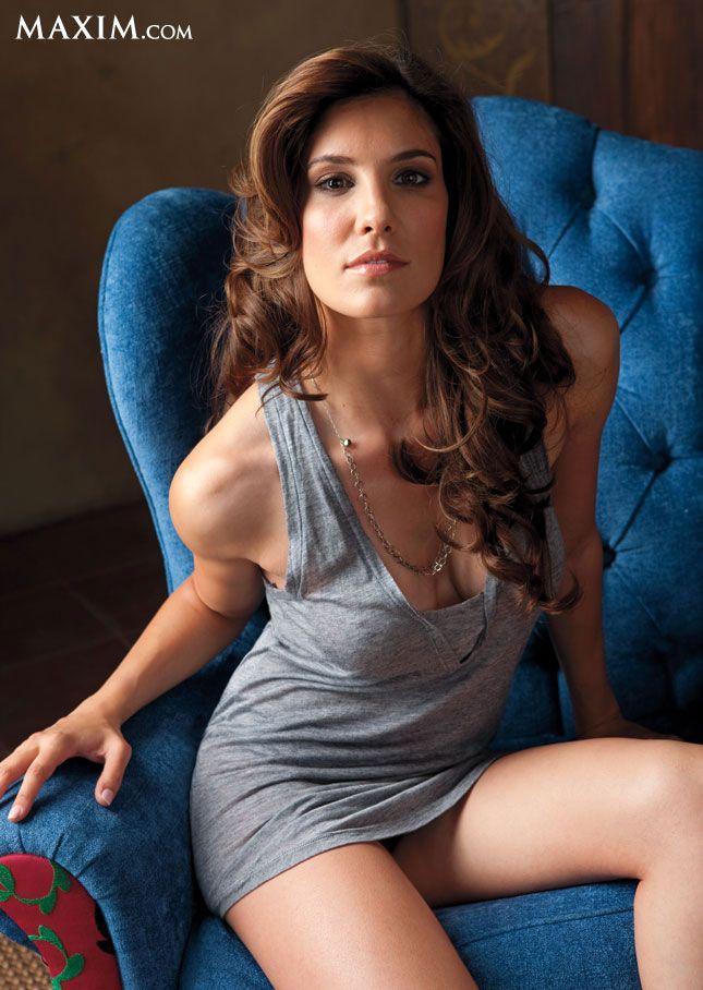 Daniela Ruah #Celebrities #Actress Pauley Perrette, Daniela Ruah, Grace  Park,