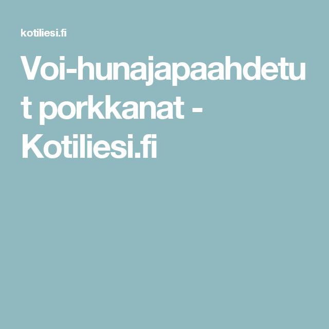 Voi-hunajapaahdetut porkkanat - Kotiliesi.fi