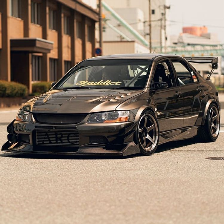 Mitsubishi Evolution On Instagram What Would You Do Differently Owner Take Evo Aterial Ryo Mitsubishi Evolution Mitsubishi Suv Car
