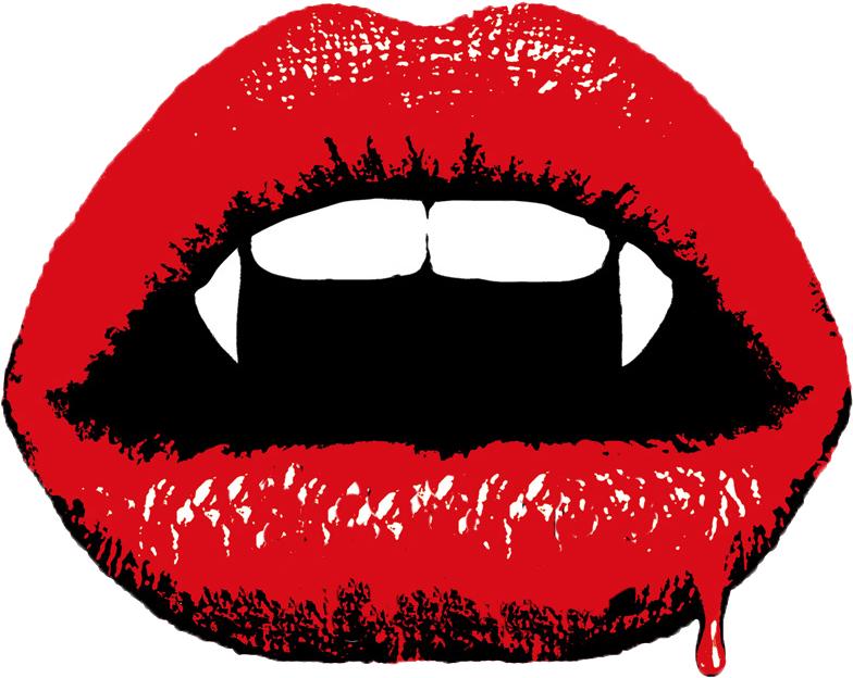 Bazi Kizlar Isirir Blog Tur Gorseli Vampire Lips Vampire Teeth Tooth Tattoo