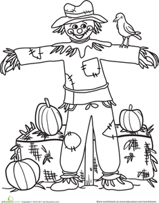 thanksgiving coloring pages and themes - photo#47