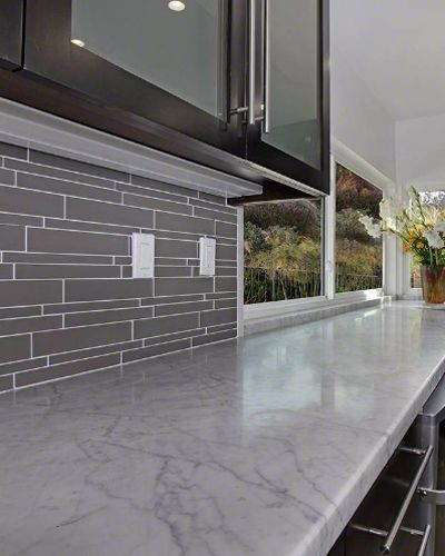Carrara White This Stunning Countertop Is One Of The Iconic