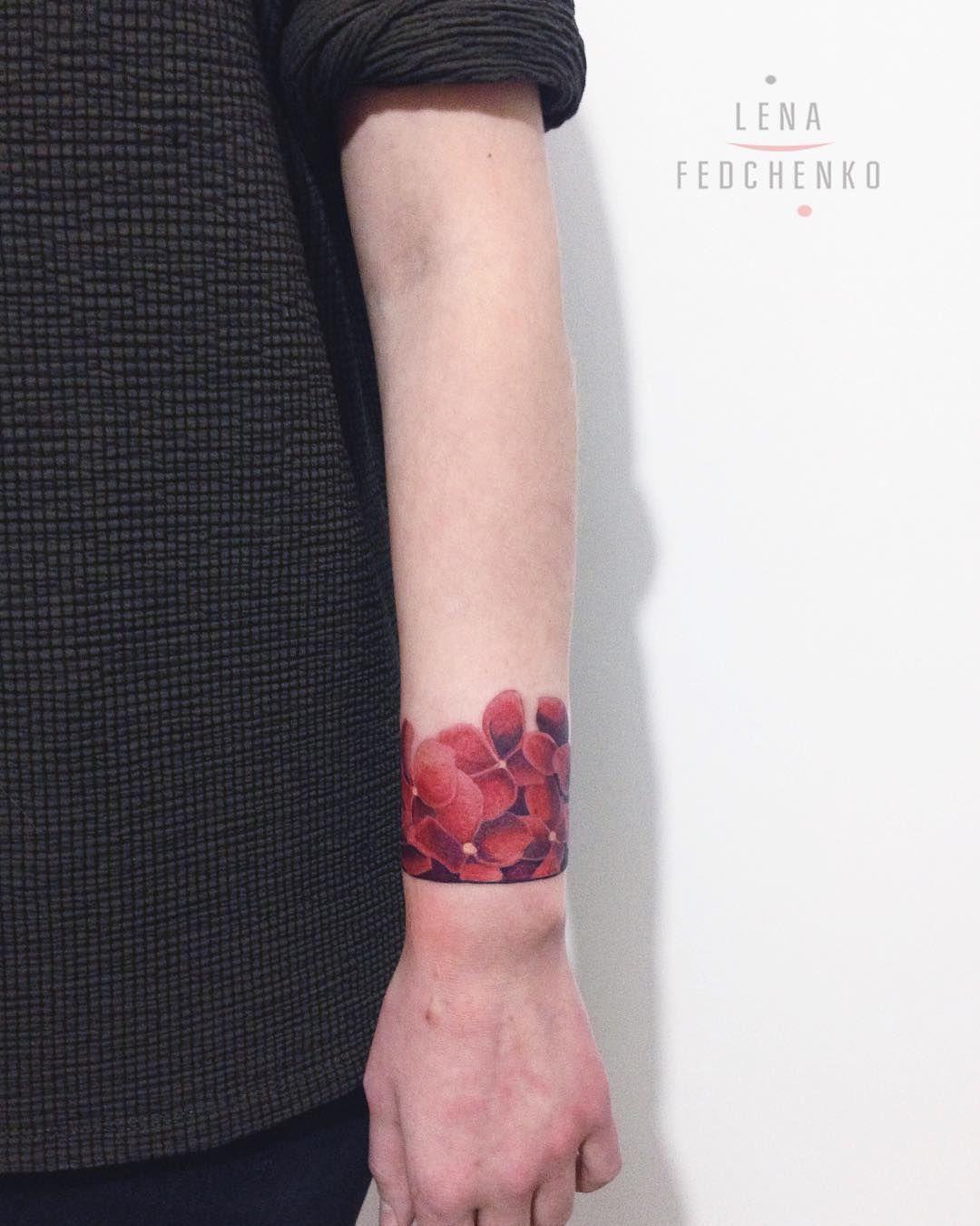 Botanical bracelet tattoo ideas próximos tatuajes pinterest