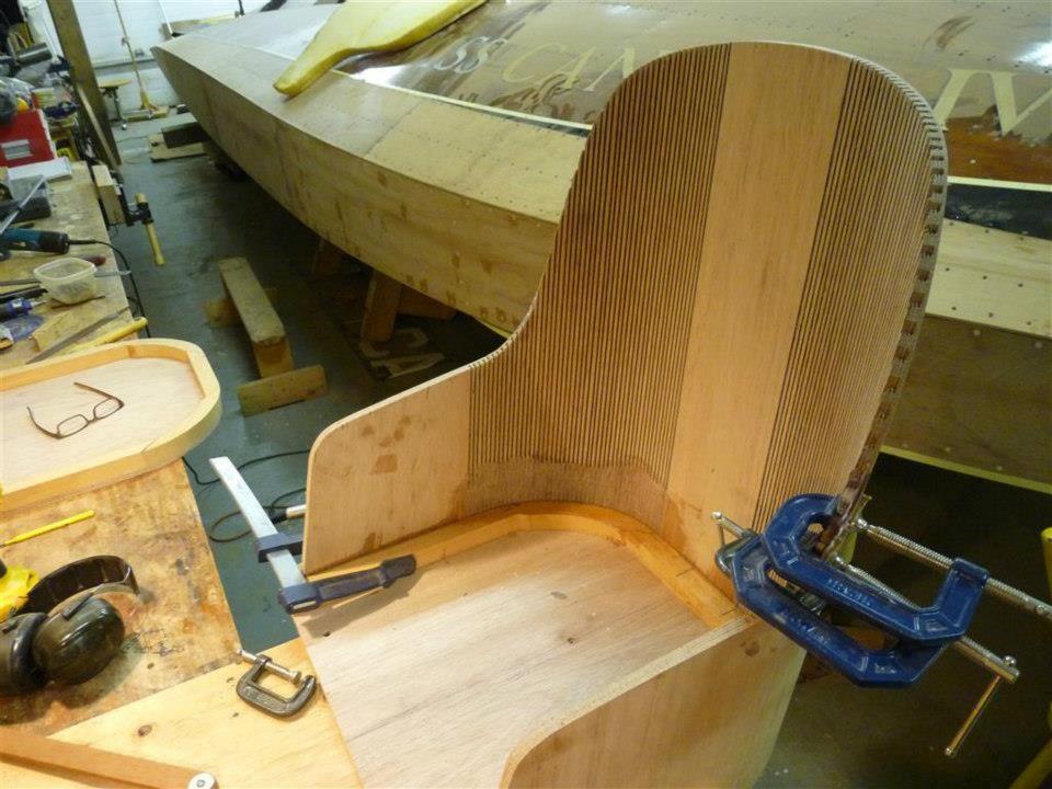Bildresultat för building boat seats | Fjordling | Pinterest | Boat ...