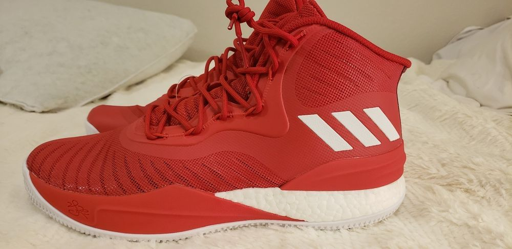 Mens Adidas D Rose 8 size 13 Basketball