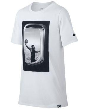 cheaper 21be3 f463f Nike Dri-fit Kd Graphic-Print T-Shirt, Big Boys (8-20 ...