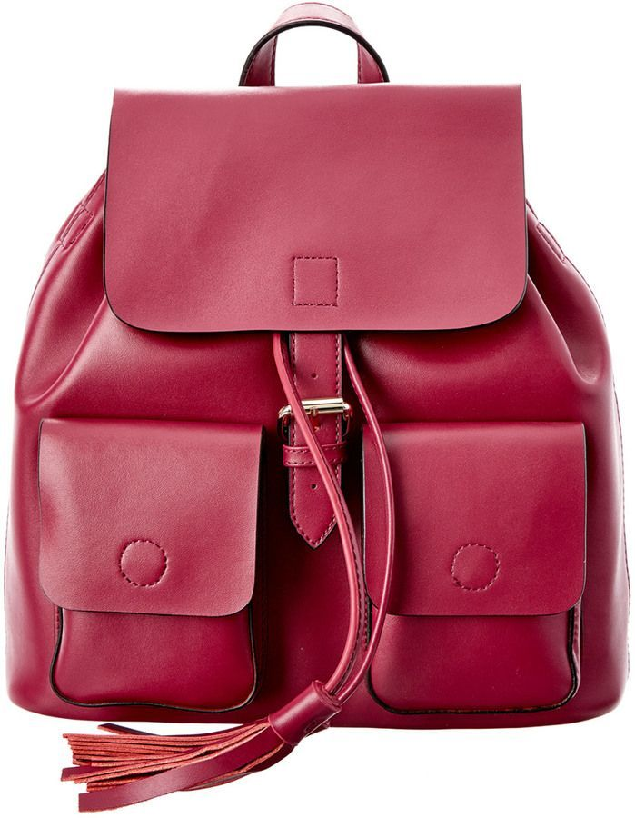 712bad58ad KC Jagger Kc Jagger Ryder Leather Backpack