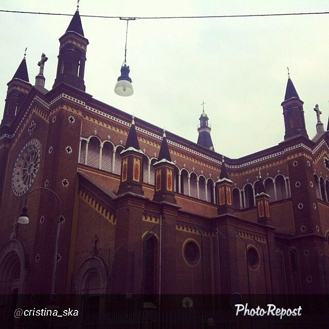 """#Torino raccontata dai cittadini per #inTO. Foto di cristina_ska """" #chiesa #torinocentro #ilovemycity #urban"""""""