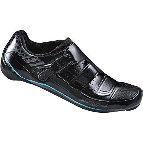 Shimano SH-WR84 Womens Road Cycling Shoes Damenschuhe Black