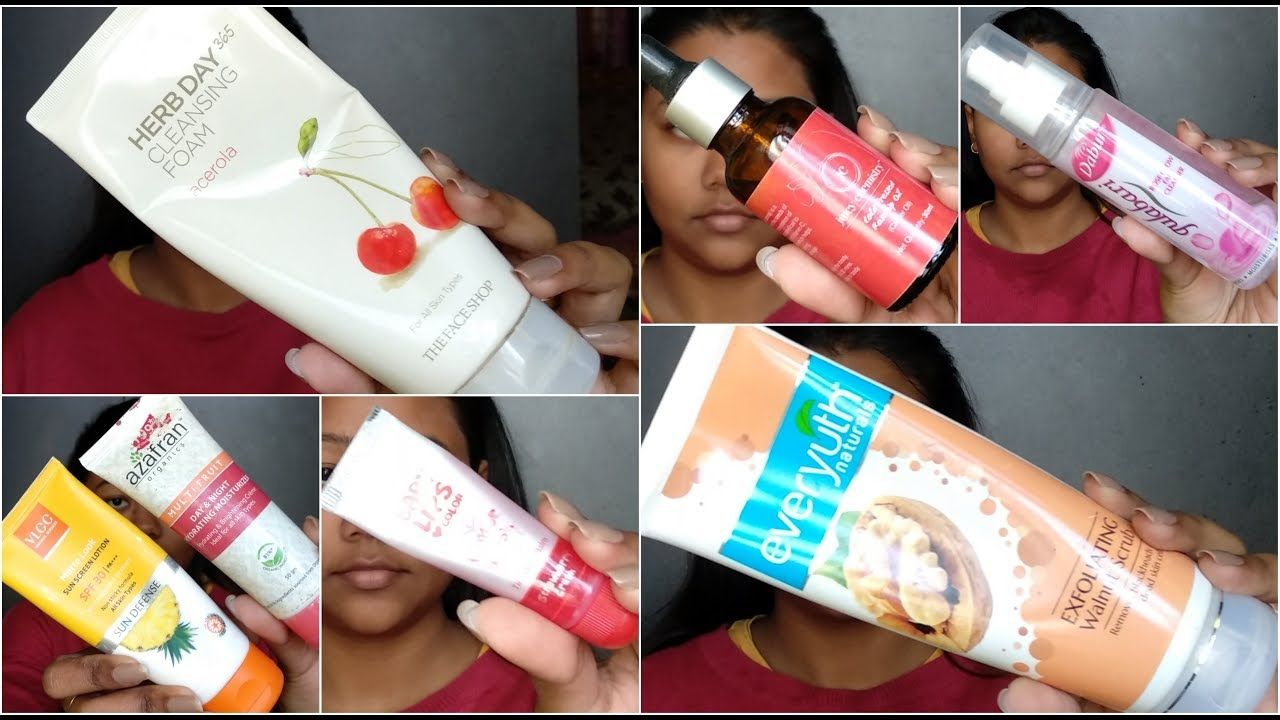 My Morning Skincare Routine Indian Drugstore Skincare Products Venus Drugstore Skincare Morning Skincare Morning Skin Care Routine