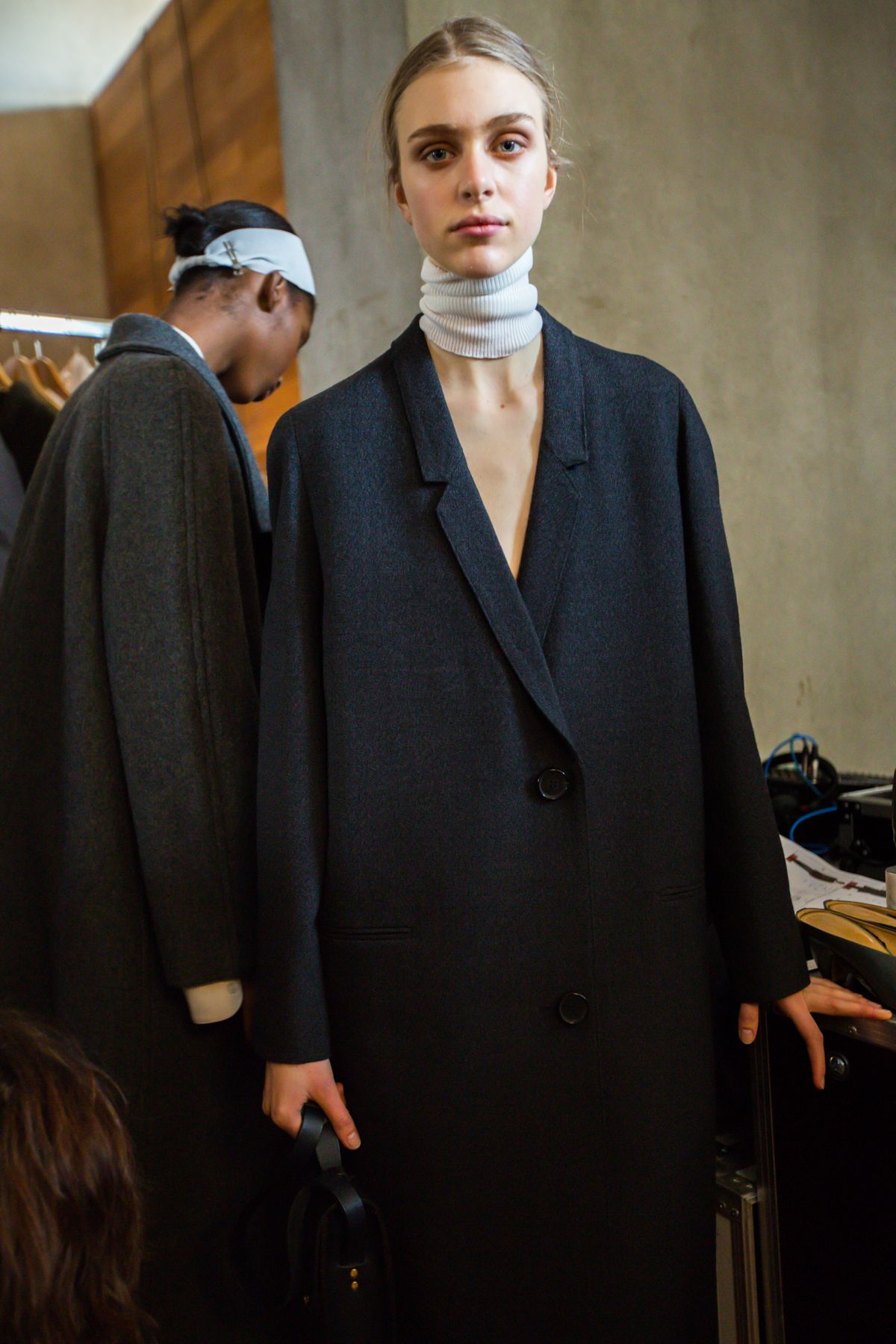 Lemaire's #AW15 #PFW collection.