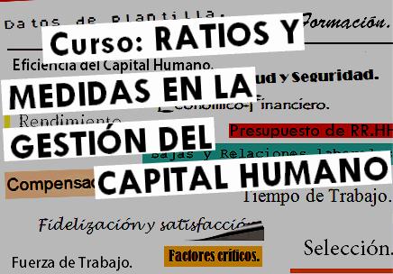 Ratios en la gestión del capital humano