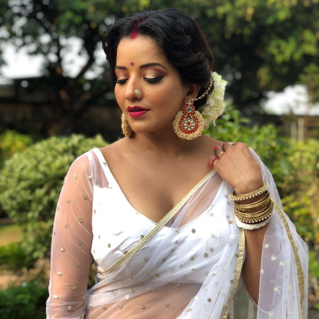 Monalisa Bhojpuri Actress HD Wallpapers, Image Gallery