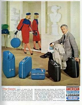 Pin By Vickie Mazur On All My Bags Are Packed American Tourister Vintage Ads Vintage Advertisements