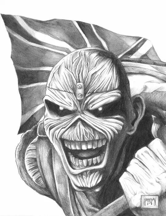 Pin By Bryan Townsend On Eddie Iron Maiden Eddie Iron Maiden Posters Iron Maiden Albums