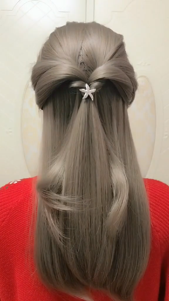 Hairstyle Tutorial 782