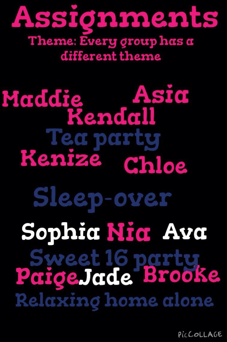 Hey plz look this app won't let me tag u | Sweet 16 parties. Tea party. Sleepover