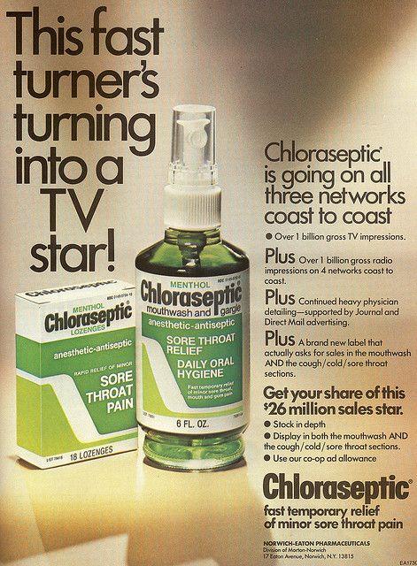 Chloraseptic
