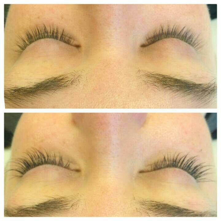 Nova Eyelash Extensions By Alexia Culton In Kansas City Before On