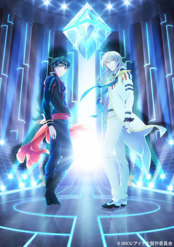TV动画《IDOLiSH7》定档2020年4月 Anime, Anime shows, Character