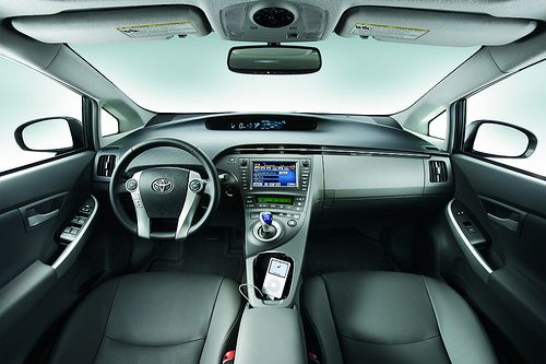 Very Comfy And Roomy Toyota Prius Toyota Classy Cars