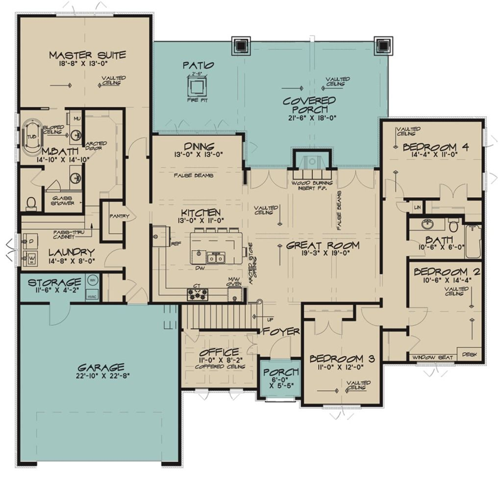 w1024.JPG 1,024×972 pixels | House plans. I can dream, can\'t I ...