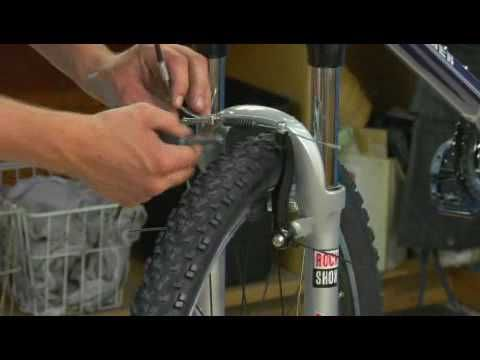 Bicycle Tips Maintenance How To Adjust The Brakes On Your