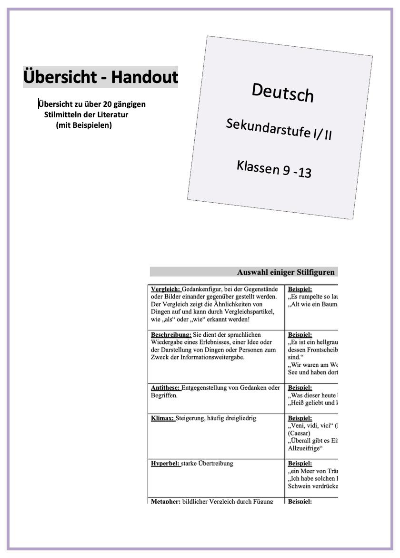 Antithese Definition Wirkung 16 Beispiele Fur Das Stilmittel 1