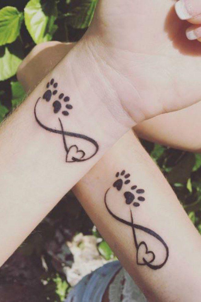 100 id es de tatouages partager avec sa s ur album - Tatouage de soeur ...