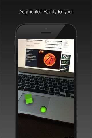 Ar Throw Ball Augmented Reality Ballthrowaraugmented