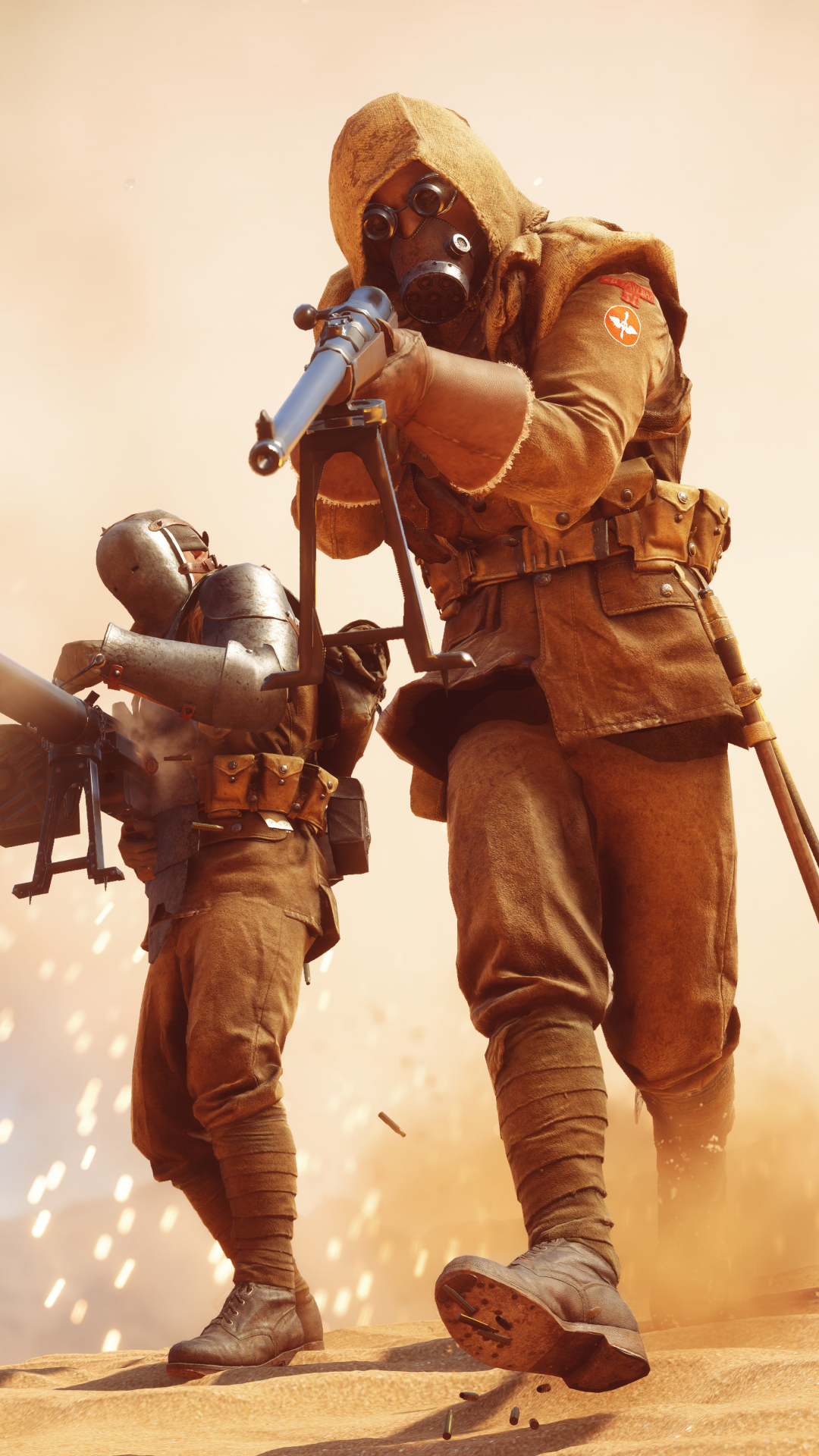 Download this Wallpaper iPhone 5S Video Game/Battlefield