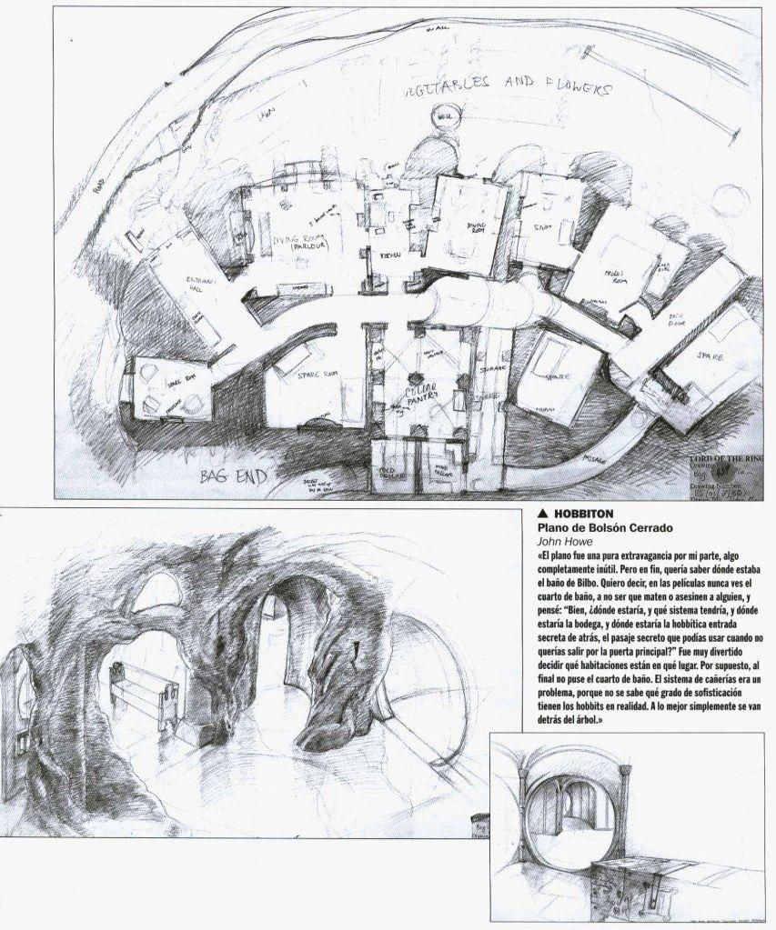 38 Plan Maison Hobbit Hobbit House The Hobbit Earthship Home