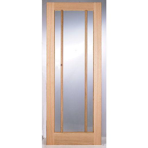 Image Result For Large Internal Wooden Door With Glass Doors