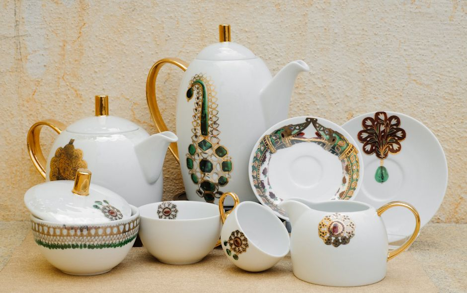 Ishika Ceramicware Ceramic Tableware Tableware Crockery