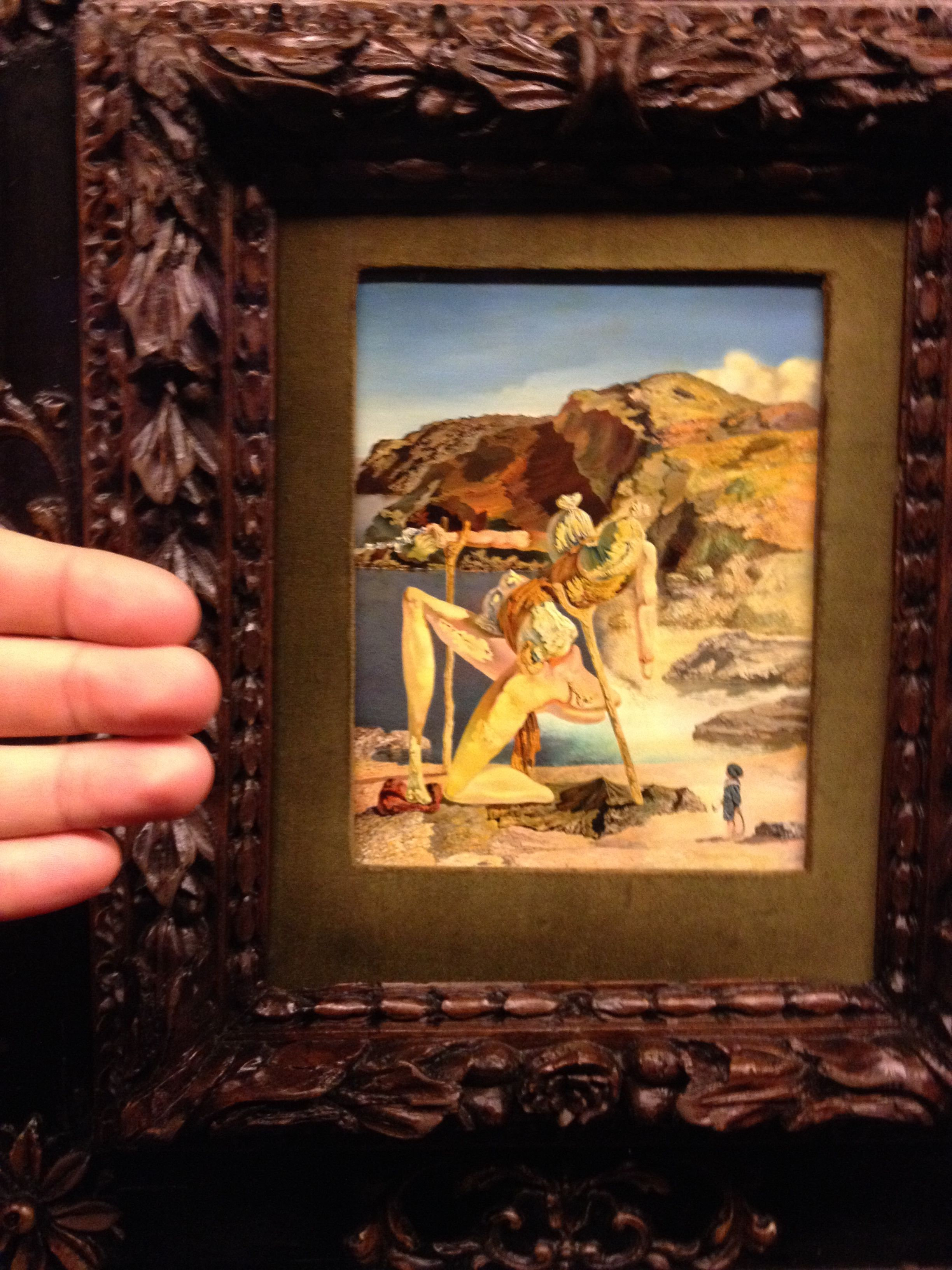 Teatro-Museo Dalí - Figueras Jan2014