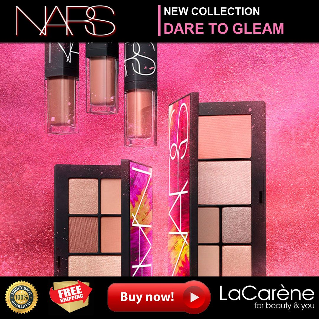 Nars Dare To Gleam Collection A musthave face palette of