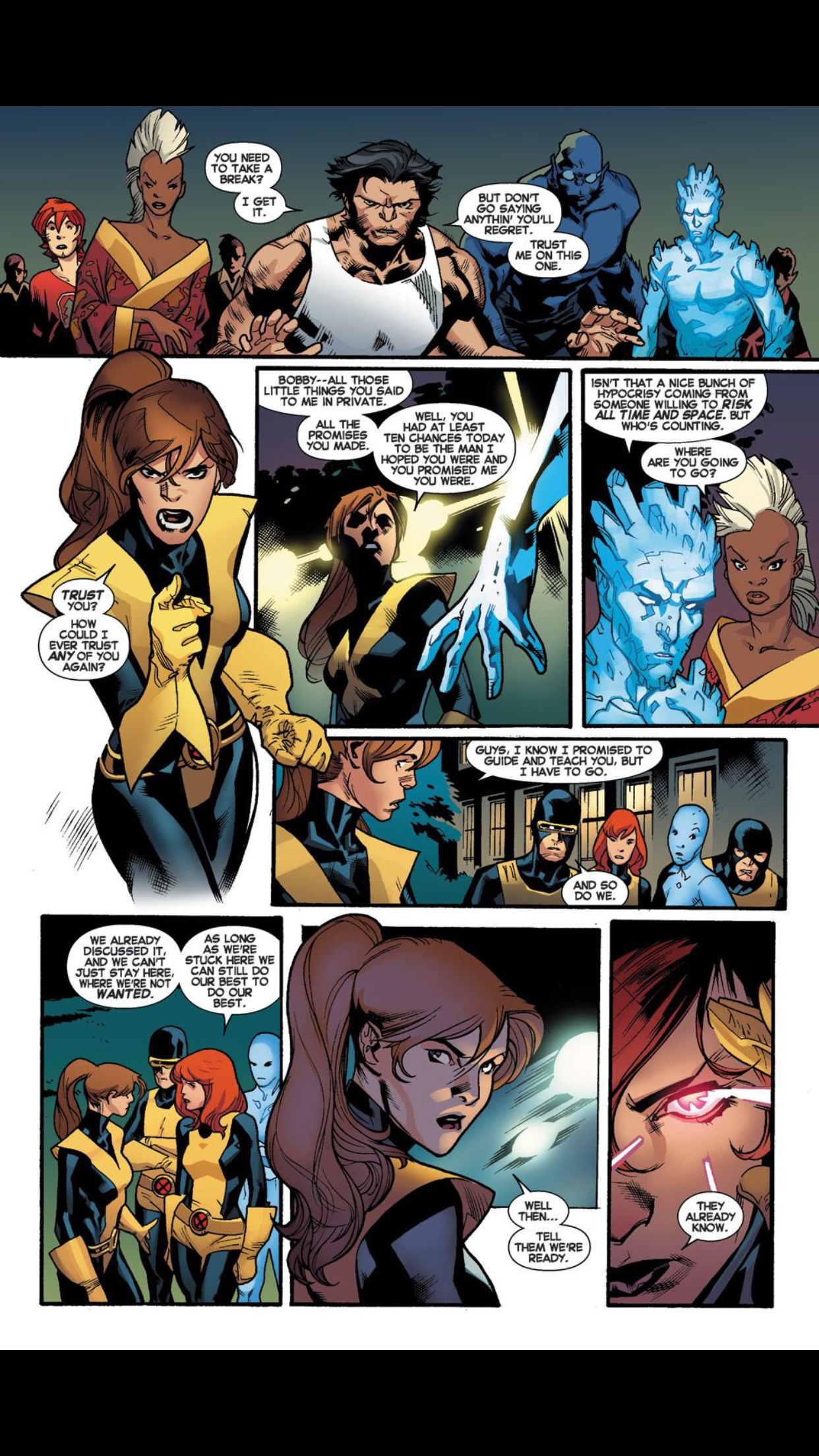 X Men Battle Of The Atom Kitty Pryde X Men Kitty