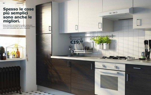 Catalogo Ikea cucine 2013 - Ikea cucina lineare | Kitchens