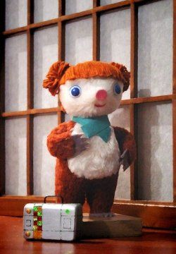 I'm a bear called Jeremy!- loved this show when i was a kid!....And no daddy he's not a Rabbit!
