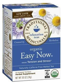 Traditional Medicinals Organic Easy Now Tea $6.79 - from Well.ca