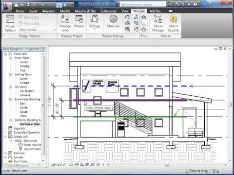 Revit View Range Explained Revit Tutorial Autocad Revit Revit Architecture