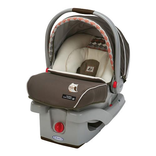 Graco Snugride 174 Click Connect 35 Infant Car Seat Harlow