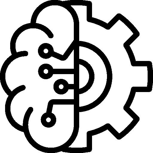 Artificial Intelligence Free Vector Icons Designed By Smashicons Artificial Intelligence Vector Icon Design Symbol Design