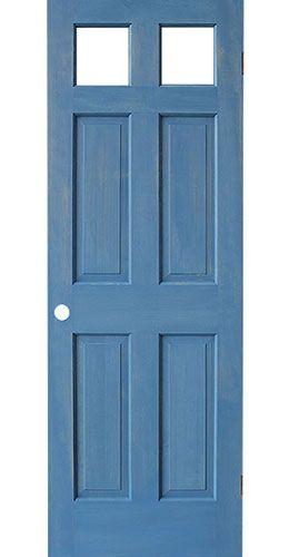 ワイプ塗装ドア Wp02 藍色 株式会社ナガイ 塗装ドア ドア 玄関ドア