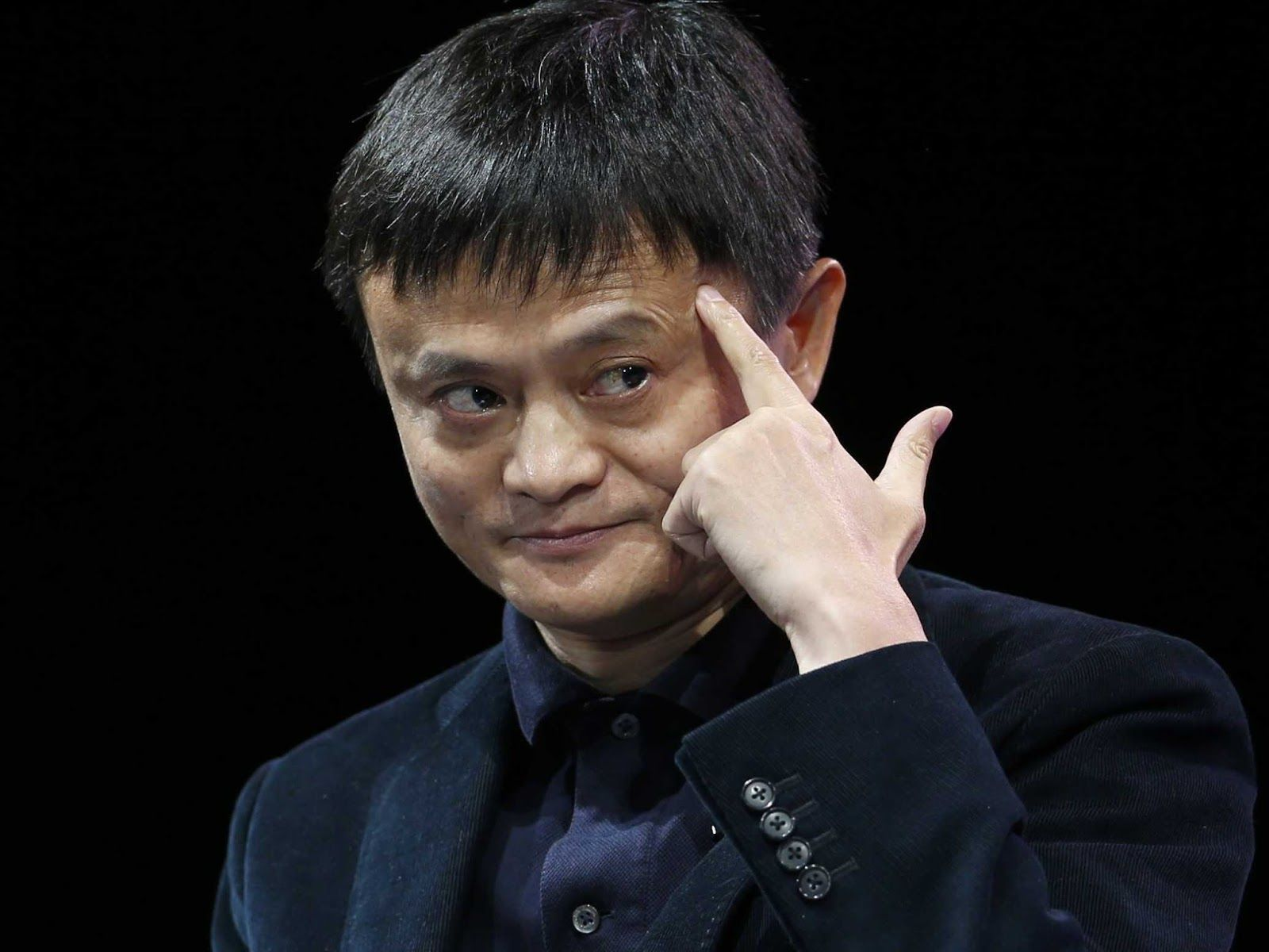 JACK MA AND HIS SPIRITUAL SPEECH Business leader, Jack