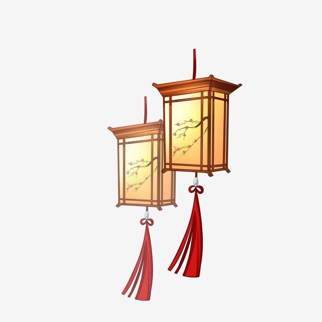 Chinese Wind Lantern Classical Lantern Flower Lantern Ancient Wind Flower Lantern Chinese Style Flower Lantern Tassel Lantern Transparent Png Transparent Cli Lanterns Lantern Illustration Chinese Drawings