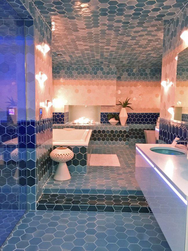 A Visit To The Kohler Design Center Kohler Wi Cozy Stylish Chic Bathroom Design Picture Design Kohler Bathroom